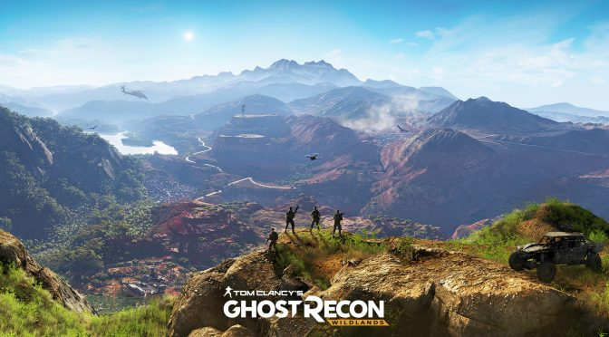 Mercenaries, free game mode for Ghost Recon Wildlands, releases later today, full patch notes revealed