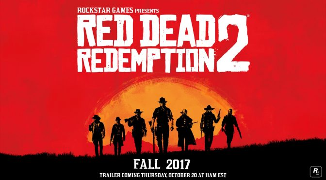 Red Dead Redemption 2 has been officially revealed, may not come to the PC after all