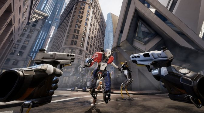 Epic Games announces new VR first-person shooter, Robo Recall