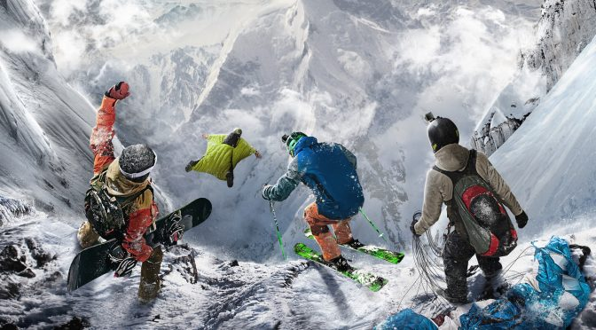 Ubisoft's Steep is available for free on UPLAY until May 22nd