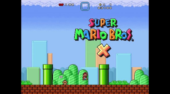 New trailers released for Super Mario Bros. X 2.0 Beta 4 and WGRealms 2020