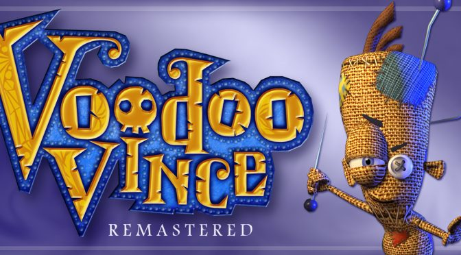 Voodoo Vince: Remastered is now available on Steam & Windows Store