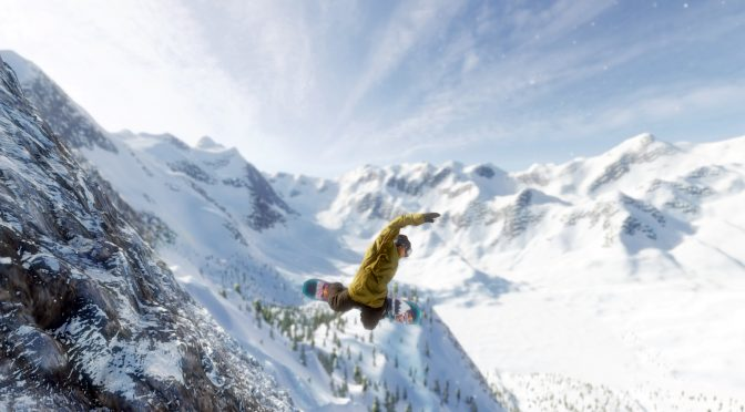 Mark McMorris Infinite Air – open-world, physics-based snowboarding game – is now available