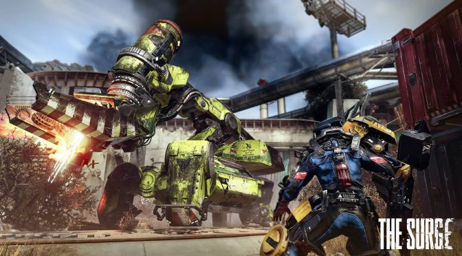 Three new screenshots released for Deck13's The Surge