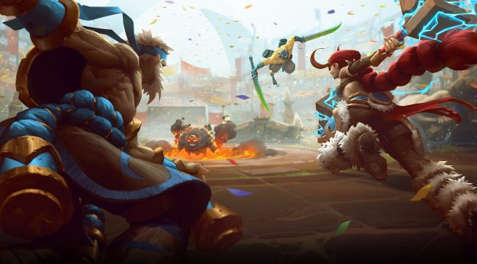 Battlerite leaves Early Access, has been fully released as free to play
