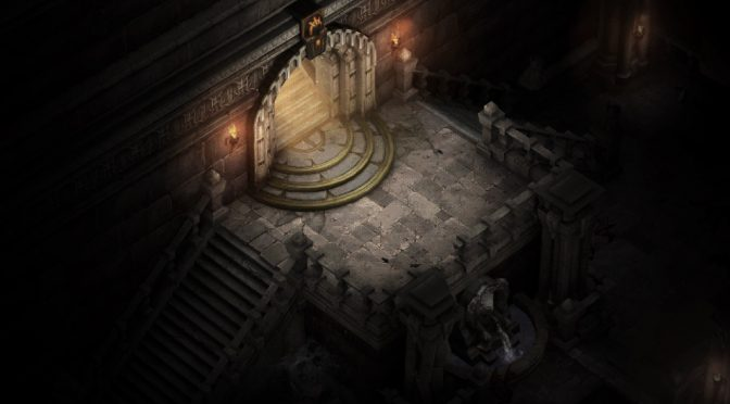 "First screenshots released for the official Diablo 1 ""Remake"" event in Diablo 3"