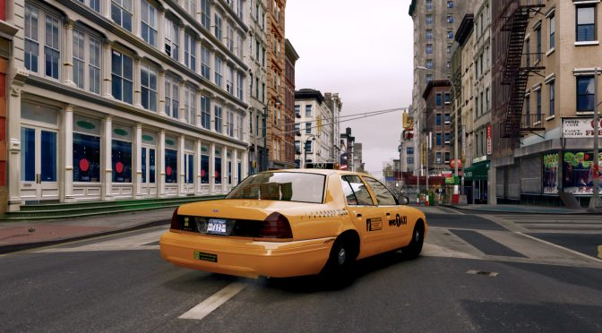 Grand Theft Auto 4 gets a new car pack with vehicles from 1950-1993