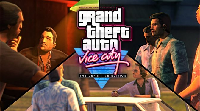 Here is what Grand Theft Auto: Vice City Remaster could look like