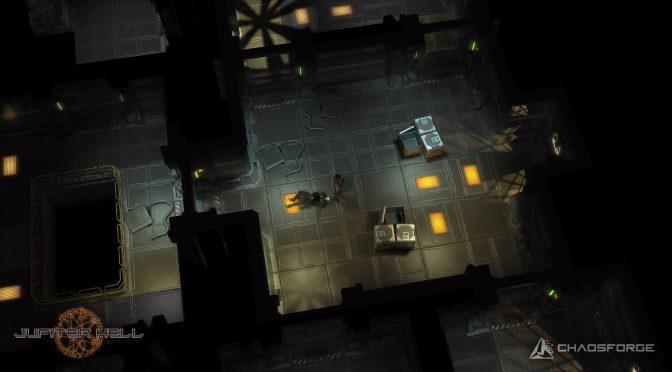 Jupiter Hell, spiritual successor to Doom Roguelike, gets Kickstarter campaign