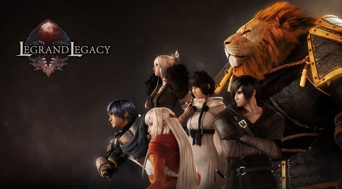 Legrand Legacy is a new turn-based JRPG inspired by SUIKODEN, gets Kickstarter campaign