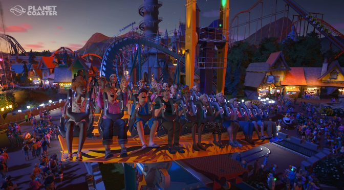 Planet Coaster – Spring patch is now available, adds three new rollercoasters and more