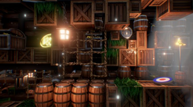 Here is the classic SNES Donkey Kong Country 2 being recreated in Unreal Engine 4