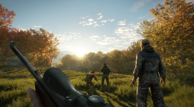 theHunter: Call of the Wild announced, coming to the PC in early 2017
