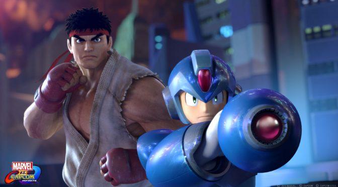 Ultimate Marvel vs. Capcom 3 and Marvel vs. Capcom: Infinite are coming to the PC