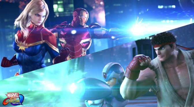 Marvel vs. Capcom: Infinite gets an extended gameplay trailer