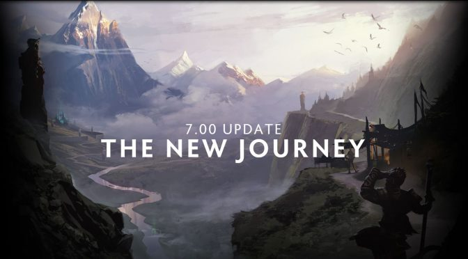 DOTA 2 – Major Update 7.00 Releases Today
