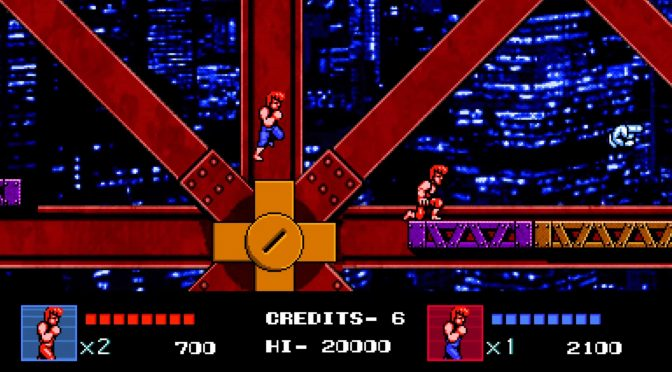 Double Dragon 4 releases later today on Steam, gets launch trailer