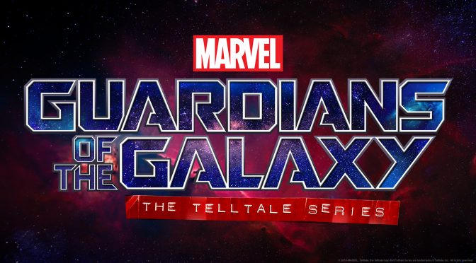 Here is the official trailer for Marvel's Guardians of the Galaxy: The Telltale Series