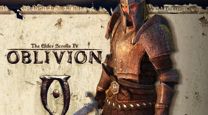 The Elder Scrolls IV Oblivion header