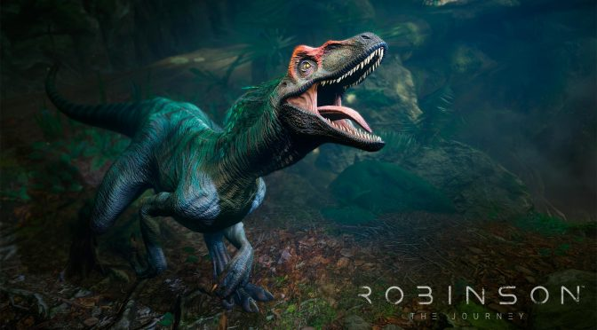 Robinson: The Journey is now available for the Oculus Rift