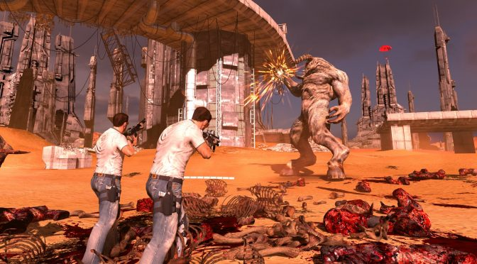 Serious Sam VR: The Last Hope gets online co-op mode