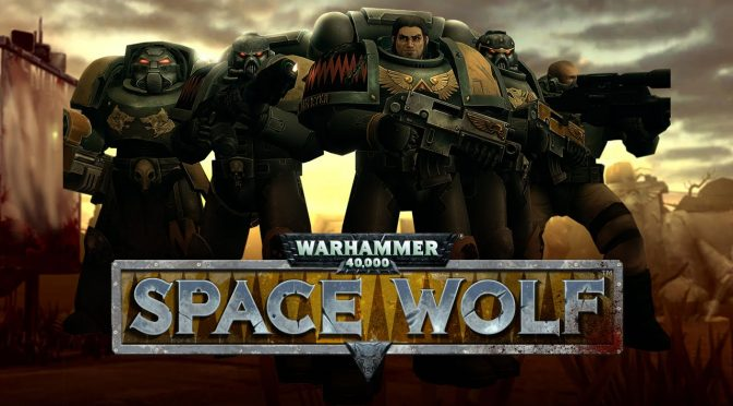 Warhammer 40,000 Space Wolf is coming to Steam Early Access this February