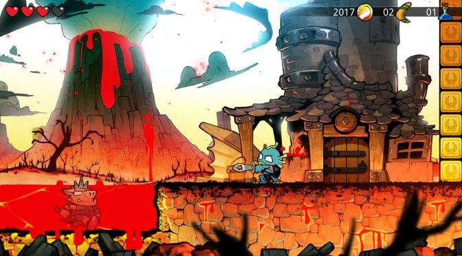 Wonder Boy: The Dragon's Trap is coming to Steam & GOG on June 8th