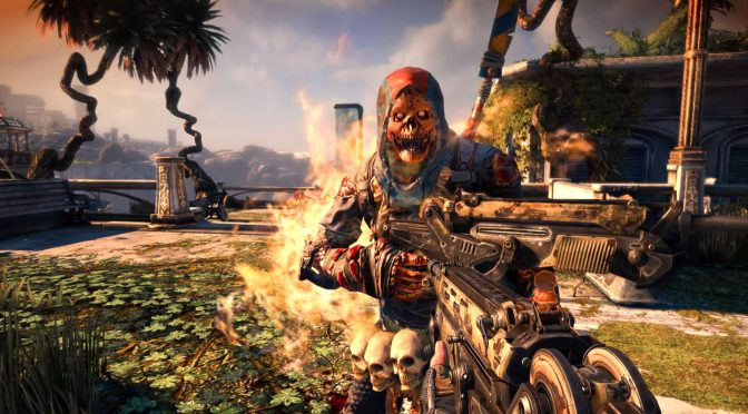 Here are the first official screenshots for Bulletstorm: Full Clip Edition