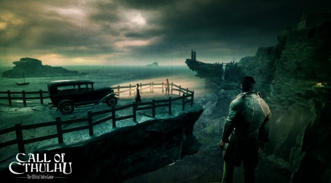 Call of Cthulhu 4K Screenshots Gallery On Epic Settings