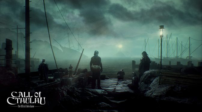 First Call of Cthulhu patch adds options to modify FOV & Motion Blur, fixes display issues and more