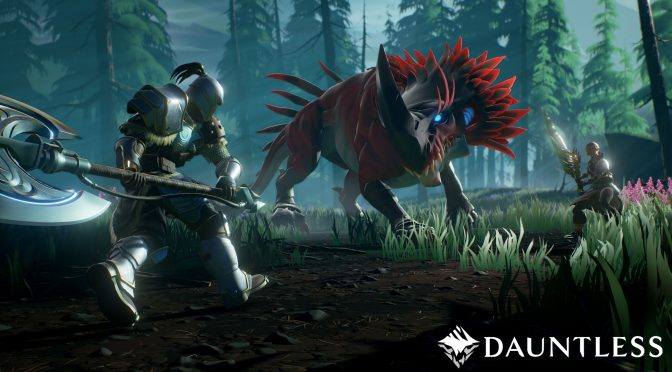 Dauntless had 500K new players in its first day, surpassed 4 million total players