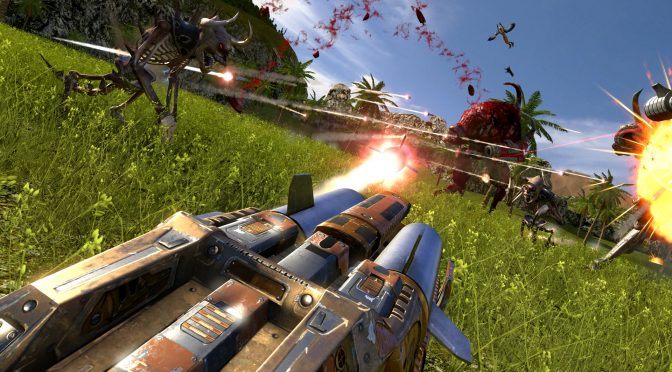 Serious Sam VR: The First Encounter is now available on Steam Early Access