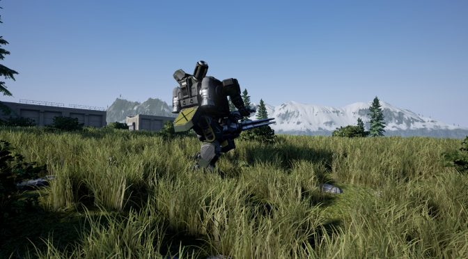 Heavy Gear Assault is coming to Steam Early Access on December 15th