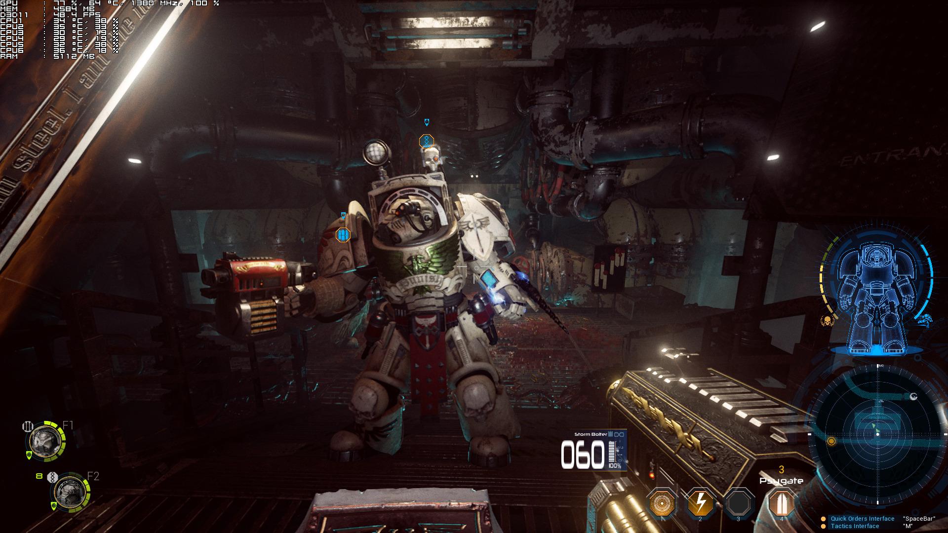 Space Hulk: Deathwing - PC Performance Analysis - DSOGaming