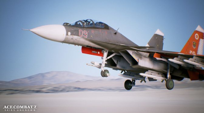 New features and story details revealed for Ace Combat 7: Skies Unknown