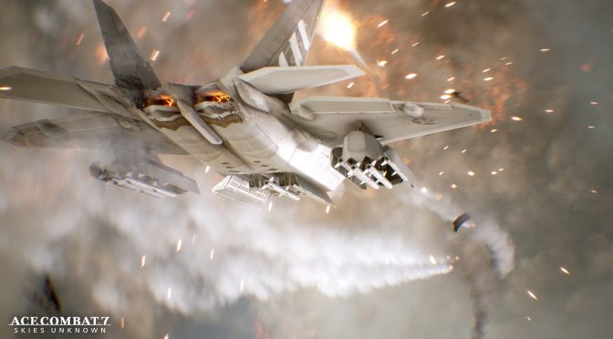Multiplayer mode for ACE COMBAT 7: Skies Unknown detailed