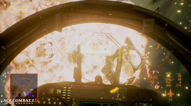 Ace Combat 7 runs silky smooth in 4K/Ultra with more than 60fps on the NVIDIA GeForce RTX2080Ti