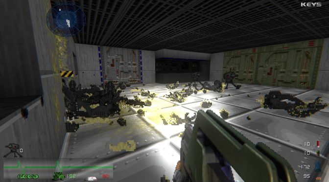 Aliens total conversion mod for GZDoom is now available