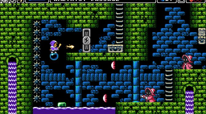 NES-inspired adventure game, Alwa's Awakening, is now available on Steam