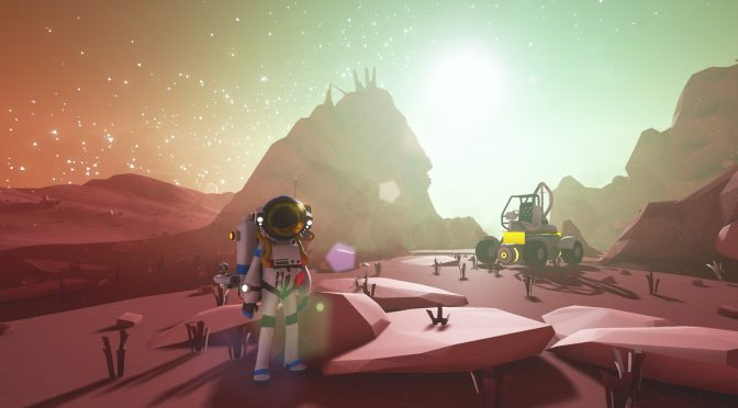 Astroneer now supports cross-play multiplayer between Xbox
