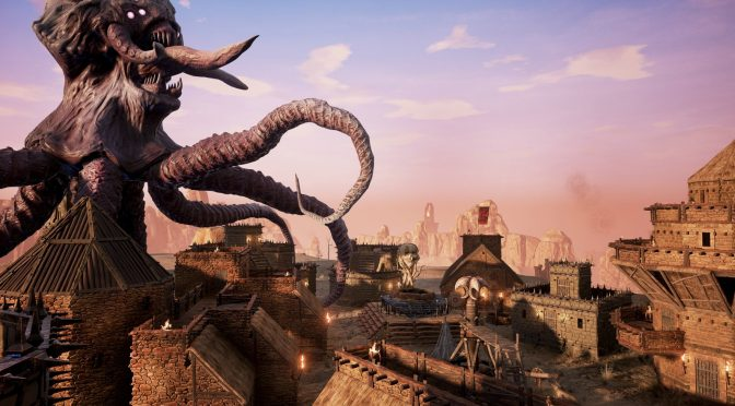 Conan Exiles is now available on Steam Early Access, uses Denuvo, does not impact performance