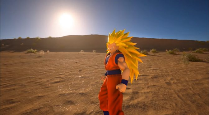 Dragonball Unreal gets a new demo, featuring more combos, characters, improved animations & more