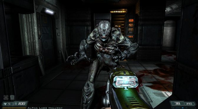 Doom 3 BFG Hi Def brings higher poly models, better textures & soft shadows – New version now available