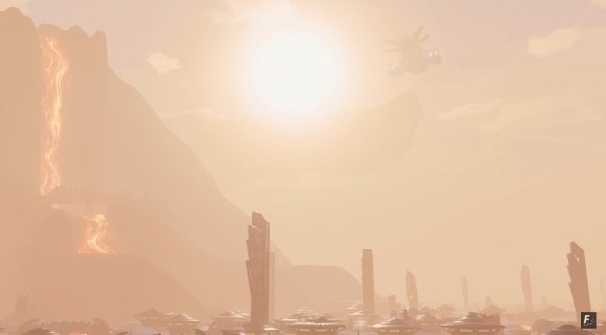 First gameplay teaser for Star Wars: Battlefront 3-inspired game, Galaxy in Turmoil