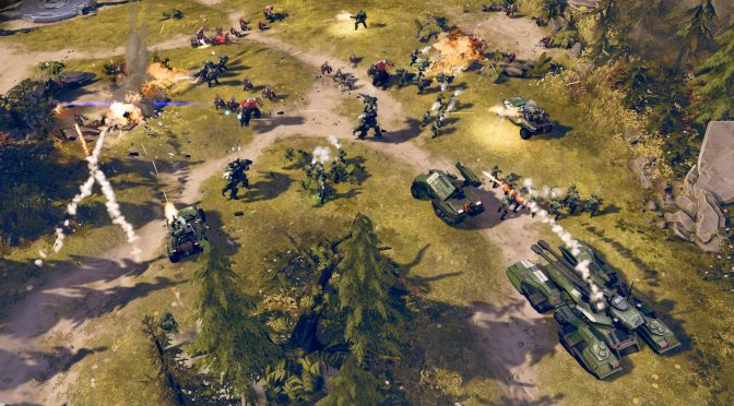 Halo Wars 2 – Second beta phase begins on January 20th, available on the PC too