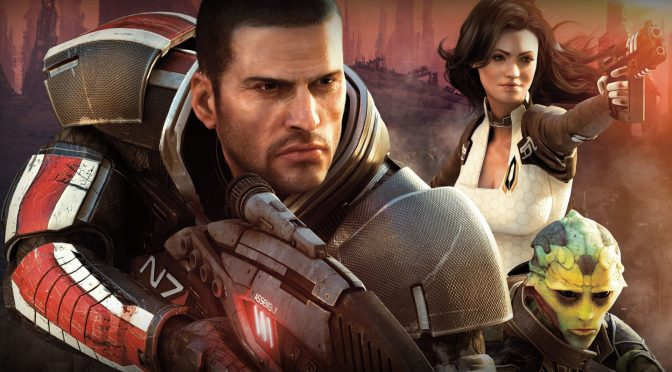 You can now play Mass Effect 2 in first-person mode thanks to this amazing mod