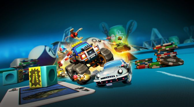 Micro Machines World Series releases today, gets launch trailer