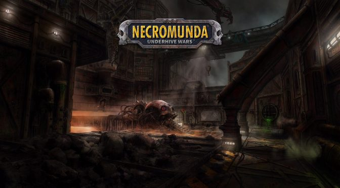 Necromunda: Underhive Wars announced; turn-based tactical RPG set in the Warhammer 40K universe