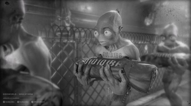 Oddworld: Soulstorm targets a 2020 release, first in-engine cinematic released