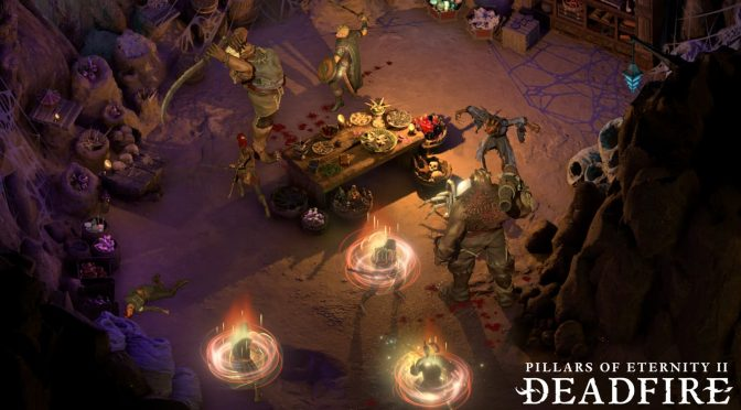 Pillars of Eternity 2 patch 4.1.0 available, adds turn-based mode, optimizes performance and more
